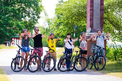 Biking tour in Hue -  Hue Day Tour