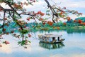 Boating on Huong River - Hue Day Tour