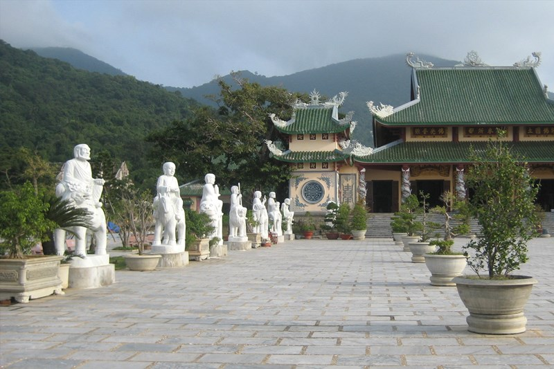 Picture for attraction Linh Ung Pagoda