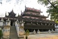 Golden Palace monastery  - Myanmar Day Tour
