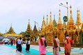 Shwedagon pagoda - Yangon one day tour