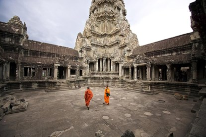 Angkor Wat Temple - Cambodia Day Tour