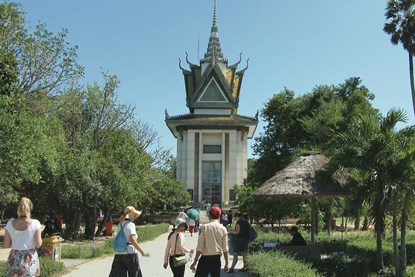 Killing Field -  Phnom Penh Day Tour