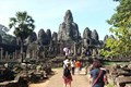 Bayon Temple - Cambodia Package Tour