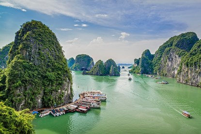 Halong Bay - Vietnam package Tour
