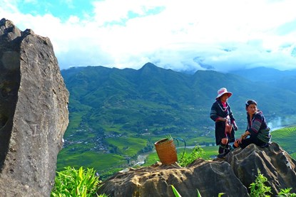 Muong Hoa Valley - Vietnam Package Tour