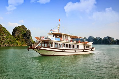 Viet Dragon Cruise - Halong Day tour