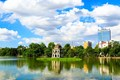 Hoan Kiem Lake - Vietnam and Cambodia package tour