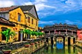 Japanese Pagoda bridge at Hoi An Ancient Town