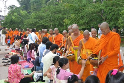 4 Day Highlight of Luang Prabang